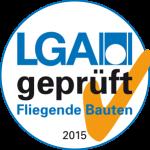 LGA Ausführgenehmigung