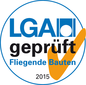 LGA Ausführungsgenehmigung